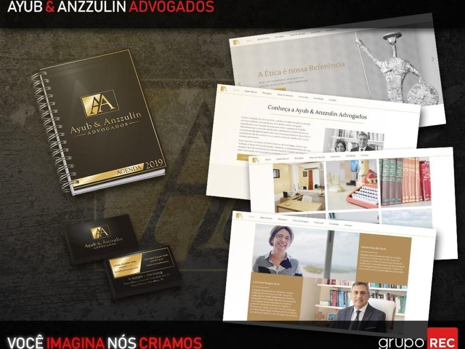 Site Responsivo Grupo REC